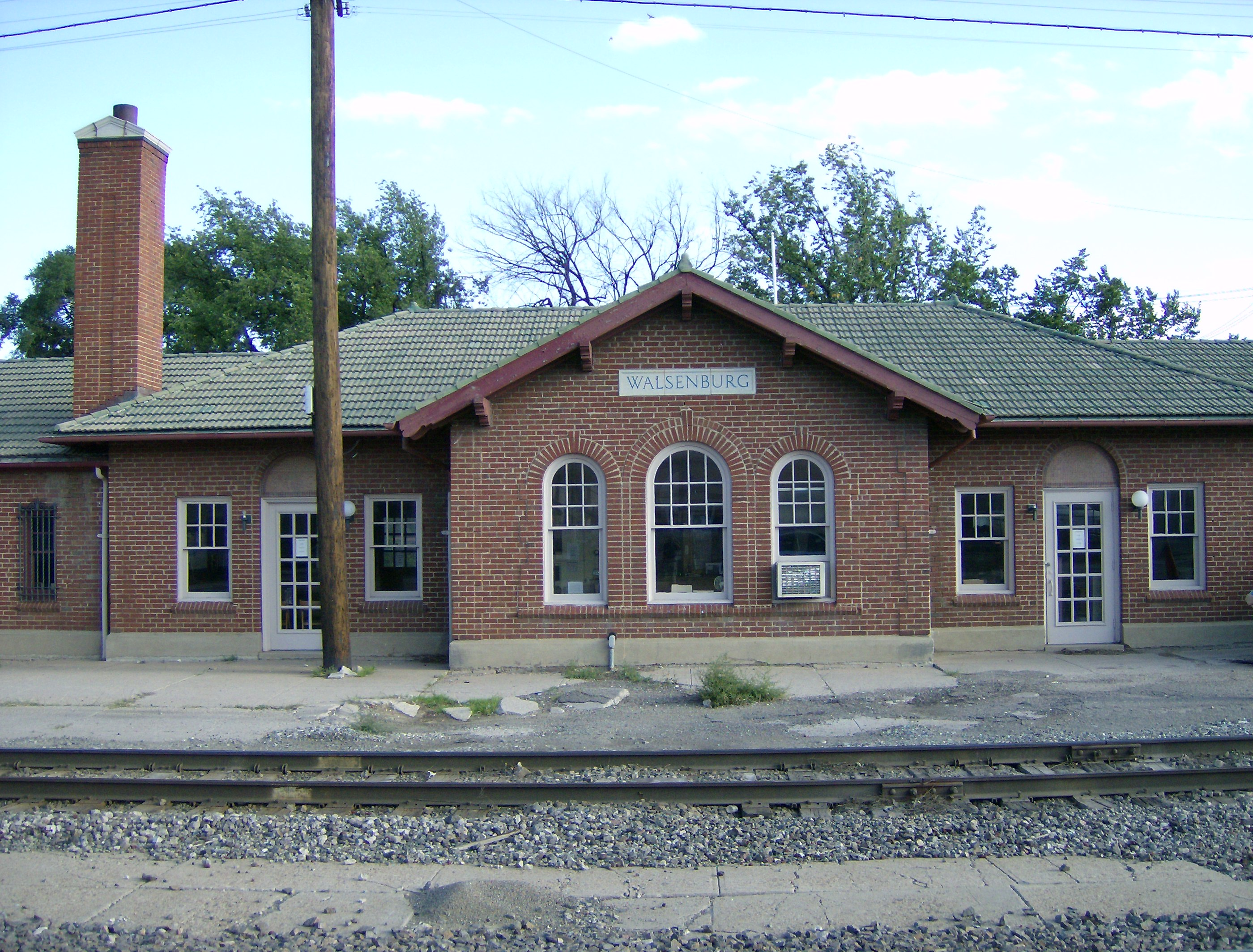 Walsenburg Station