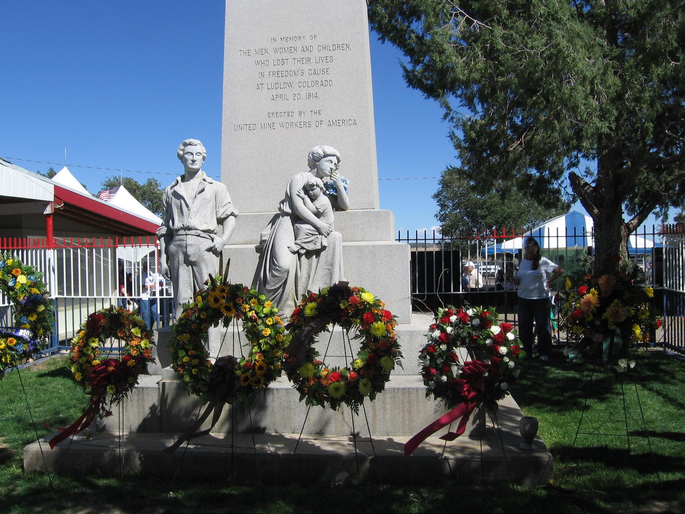 Ludlow Memorial2