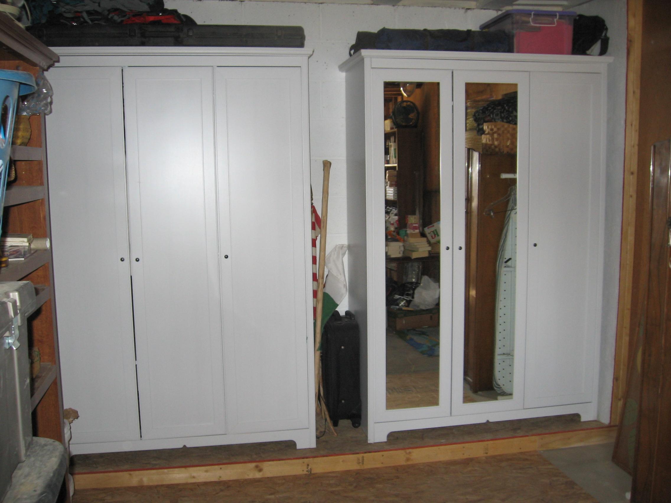 Closet project 2
