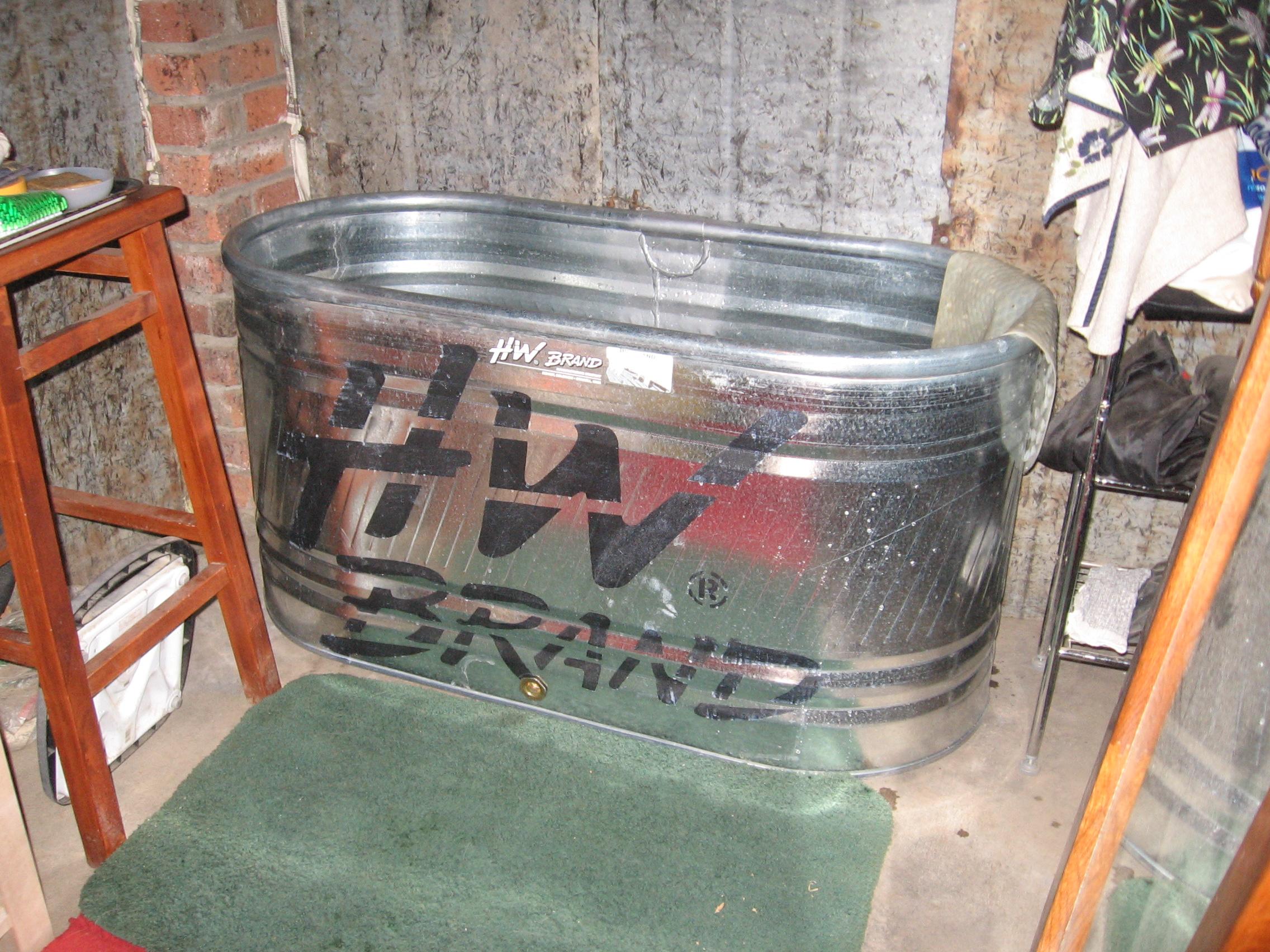 New tub2
