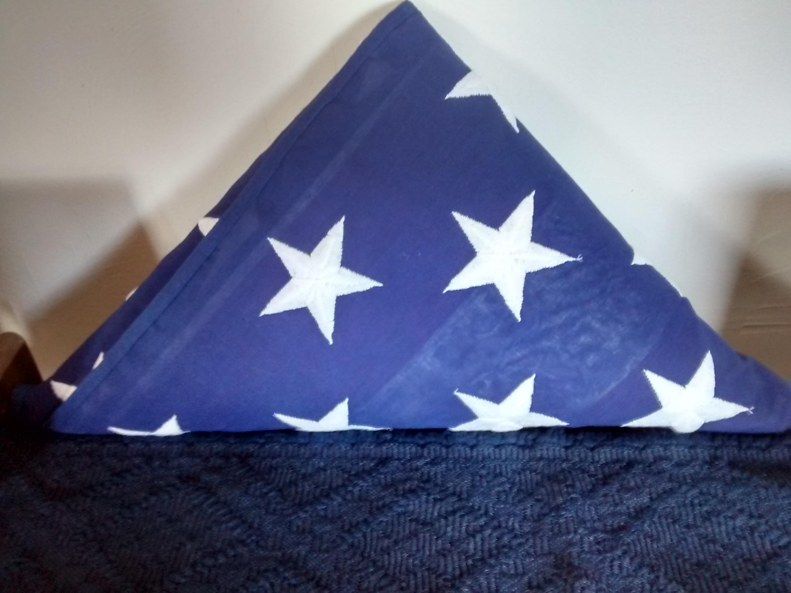 John Thomas' flag